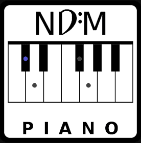 NDM-Piano (Music Notes) для андроида